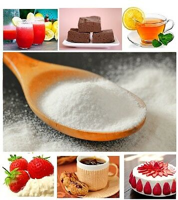Erytrol Erythritol Natural Sweetener healthy Sugar Alternative - FREE Delivery
