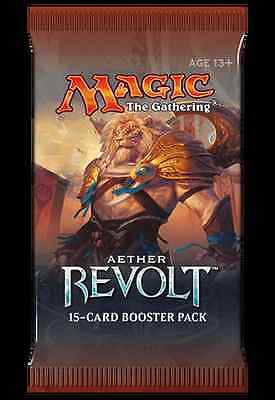1 x Aether Revolt Booster Pack - MtG - CHEAP, NEW and SEALED (AER)