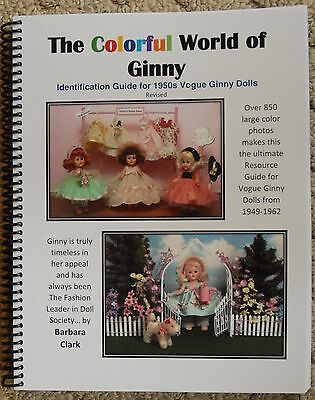 The Colorful World of Ginny, revised Vintage Ginny Identification Book