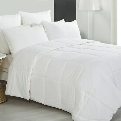 Natural 100% Australian Wool Quilt Duvet Doona Single Queen King - Summer Winter