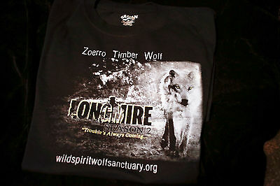 Longmire T-Shirt made for cast and crew
