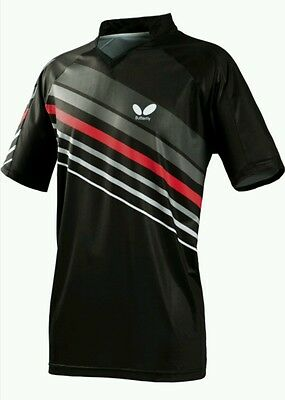 Butterfly Table Tennis T-Shirt  PELLUCI XS Size