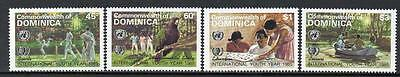 Dominica MNH 1985 International Youth Year