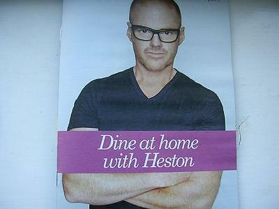 Daily Telegraph Dine at home with Heston - Part One