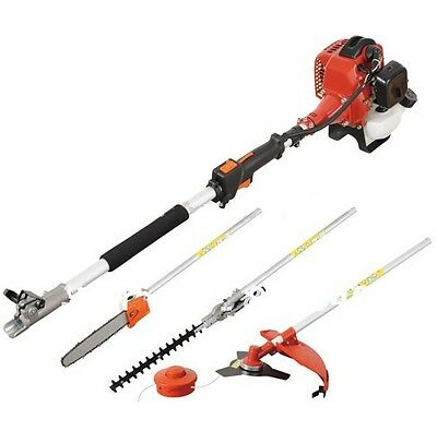Multifunctional 40-5 engine 5 in 1 Petrol Hedge Trimmer Chainsaw Brush cutter