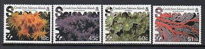 Solomon Islands MNH 1987 Corals