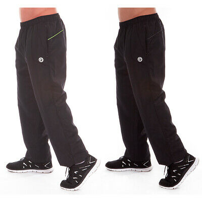 Mens Active Sports Trousers Jog Pants Gym Running Breathable Cool Dry MicroFibre
