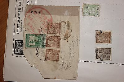 200+ Portugal and Colonies Stamps please see all photos