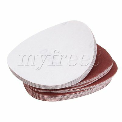 20Pcs 100Grit 100# 4-Inch Sanding Discs Hook Loop Sandpaper Sand Sheet