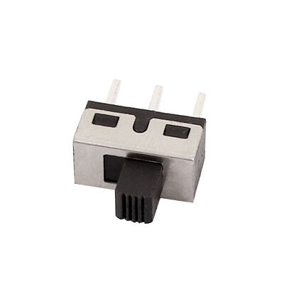 2 Position 3P SPDT Micro Slide Switch Latching Toggle Switch for Hair Dryer