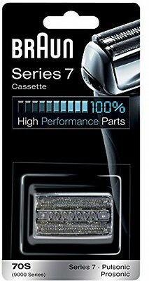 Braun 70S Series 7 Electric Shaver Replacement Foil And Cassette Cartridge -