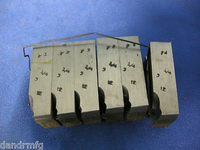 Geometric Diehead Chasers 1/4-12 Die Head Chaser For Cnc Lathe Machine Shop