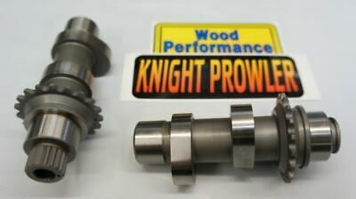 Wood Performance Knight Prowler TW-777 Cams Harley Twin Cam 06-15 FLH/FLT FXD ST