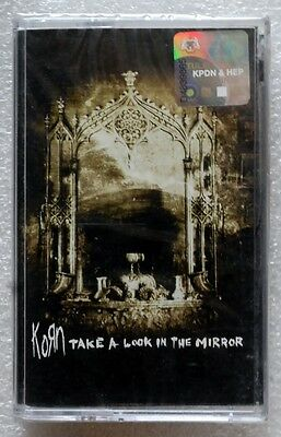 limp bizkit《 Take A Look In The Mirror 》RARE Malaysia Cassette Brand New Sealed