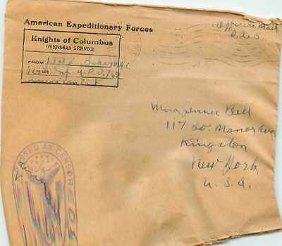 Lettre Cover US Army postal service