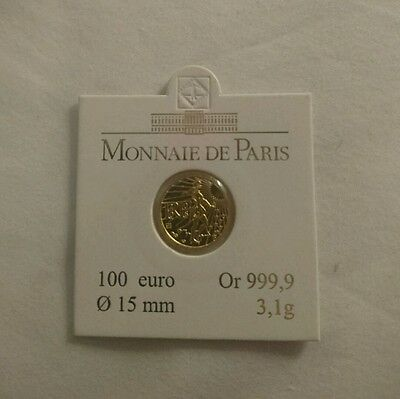France 100 euro OR 2008