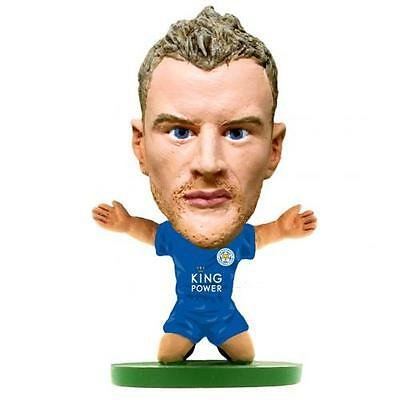 Official Licensed Football Product Leicester City SoccerStarz Jamie Vardy Home
