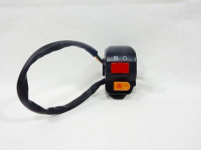 START AND KILL SWITCH (RIGHT SIDE) FOR TAOTAO 50cc AND 150cc SCOOTERS
