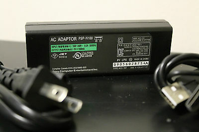 PSP GO AC Adaptor Charger - New! Cdn Seller / Fast & Free Shipping