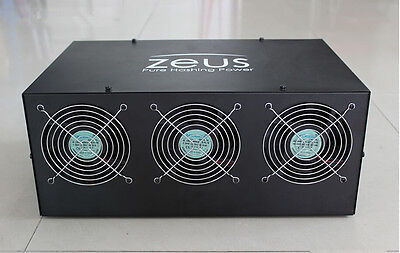 24 Hour 150 MH/s Zeus Scrypt Mining Contract - Goldcoin | LiteCoin - 100's more