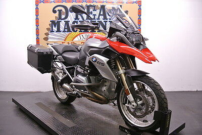 BMW R-Series  2014 BMW R 1200 GS Premium ABS, SW-Motech Cases* *We Ship & Finance*
