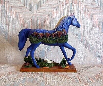 Trail Of Painted Ponies Rolling Thunder 1E 6887 RETIRED