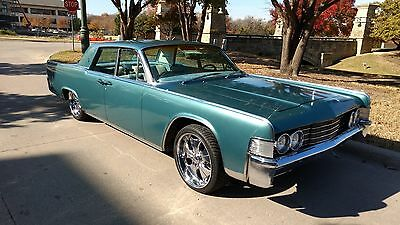 1965 Lincoln Continental Base 1965 Lincoln Continental w/ Ford 430 - Link Basket - suicide doors