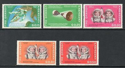 Paraguay MNH 1966 Space Travel