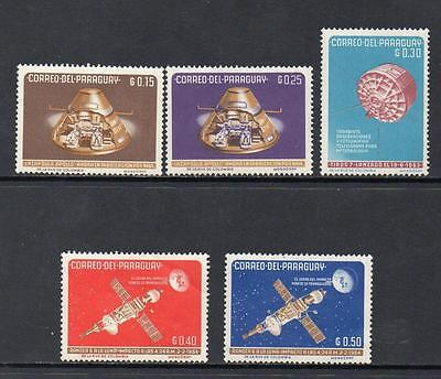 Paraguay MNH 1964 Space Travel