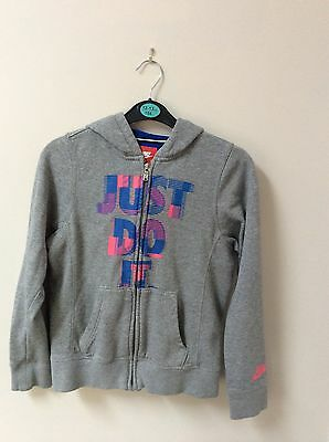 Girls Nike Tracksuit Top Aged 12-13
