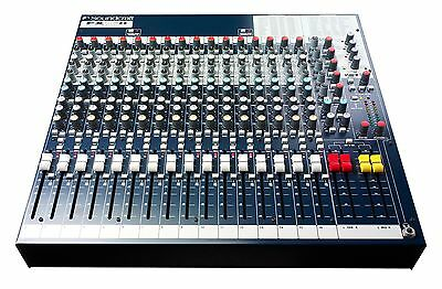 Soundcraft FX16II 16-channel Mixer with effects