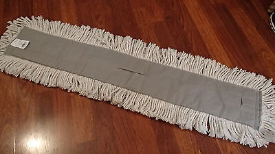 """2 Tie Free Disposable Mop Head Replacement 36"""" X 5"""" # C401036"""