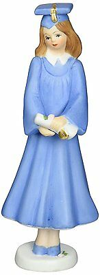 Growing up Girls from Enesco Brunette Graduate Figurine 7.5 IN, New