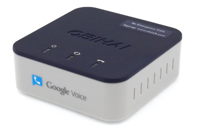 Obihai OBi200 VoIP Telephone Phone Adapter with Google Voice and SIP