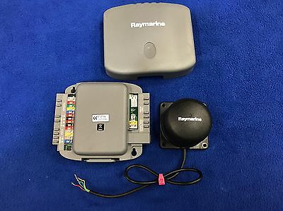 Raymarine GyroPlus 2 Smart Heading System Compass E12102 Tested And Working