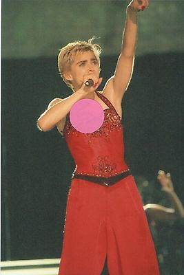 Madonna 5 - 5X7 Color Concert Photo Set #6B
