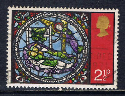 Great Britain #661(2) 1971 2.5 pence Dream of the Kings Used