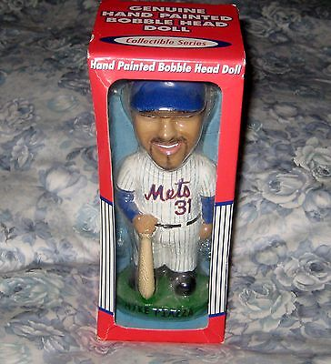 Bobblehead Mets Mike Piazza #31 2002 All Star Game