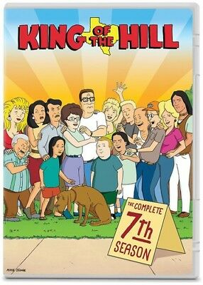 King of the Hill: The Complete 7th Season [New DVD] 3 Pack