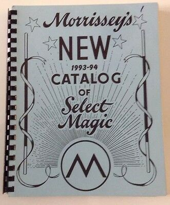 1993-94  Morrissey's CATALOG of Select Magic-Ex. Condition