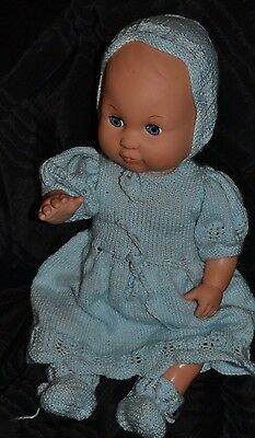 Baby Doll with all new Hand Crafted Clothes