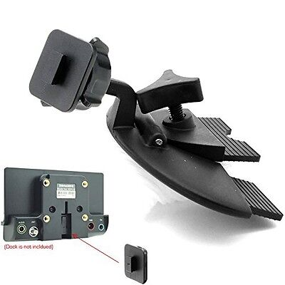 ChargerCity EasyBlade Sirius XM Car DVD Player CD Slot Mount for SiriusXM