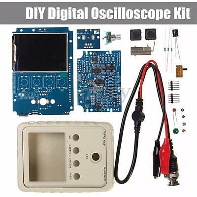 Orignal DS0150 15001K DSO-SHELL DIY Digital Electronic Oscilloscope Kit +Housing