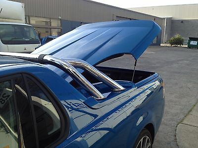 EGR VE 3pc Commodore Holden Hard Tonneau Cover Flat Ute - Lid - PERFECT BLUE