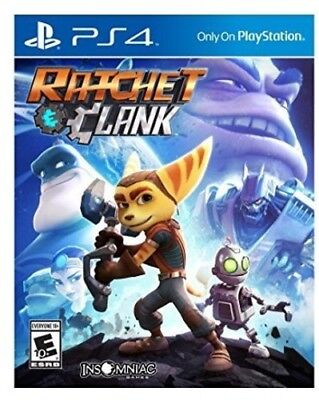 Ratchet & Clank for PlayStation 4 [New PS4]