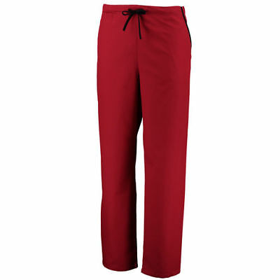 Oklahoma Sooners Crimson Solid Scrub Pants - College