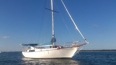 sailing yacht-set up for cruising/live aboard-will deliver