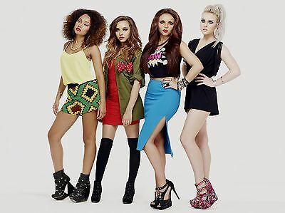 LITTLE MIX LARGE SECTION WALL ART POSTER 260GSM 126CM X 89CM