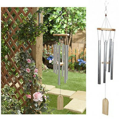 Hanging Wind Chime Decorative Outdoor Ornament Garden Home Mobile Relaxing New