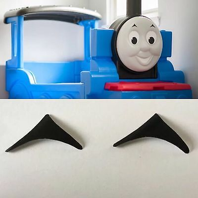 Little Tikes Thomas the Tank Engine Bed Replacement Eyebrow Stickers